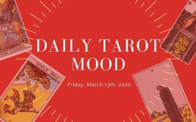 Friday Tarot Mood