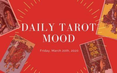 Friday Tarot Mood