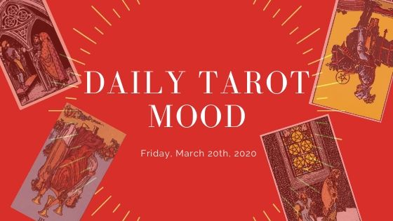 Daily Mood tarot friday