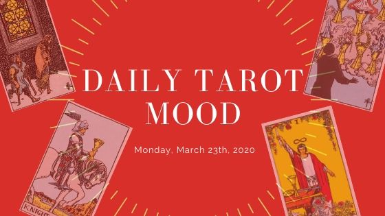 Daily Mood tarot monday