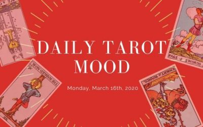 Monday Tarot Mood