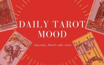Saturday Tarot Mood