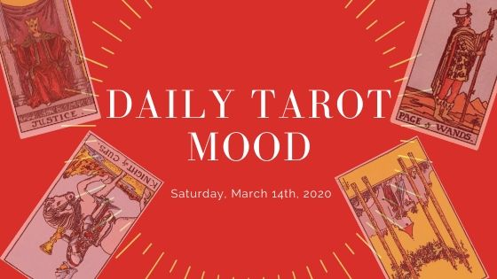 Daily Mood tarot saturday