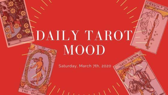 Daily Mood tarot