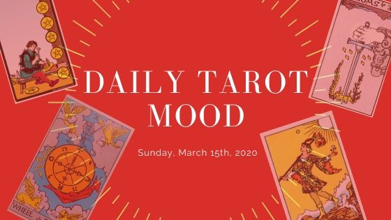 Sunday Tarot Mood