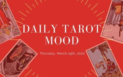 Thursday Tarot Mood