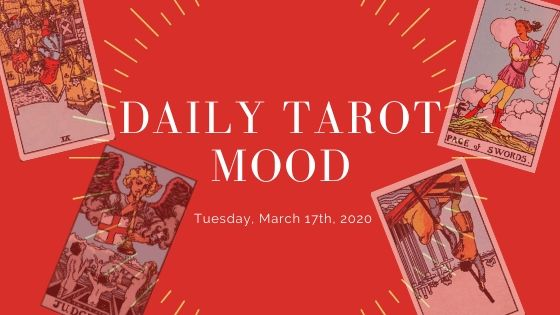 Tuesday Tarot Mood