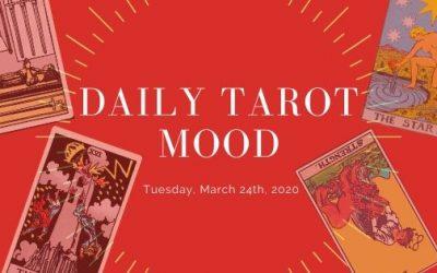 Tuesday Tarot Mood