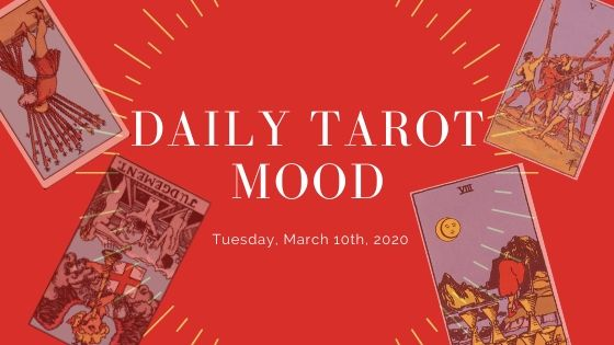 Daily Mood tarot