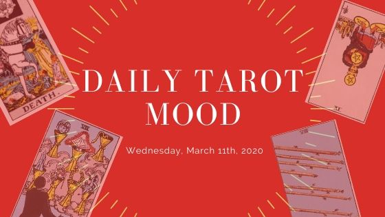 Daily Mood tarot wednesday