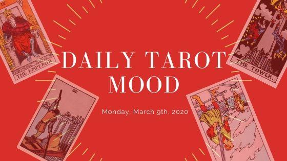 Daily tarot mood monday