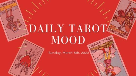 Daily tarot mood sunday