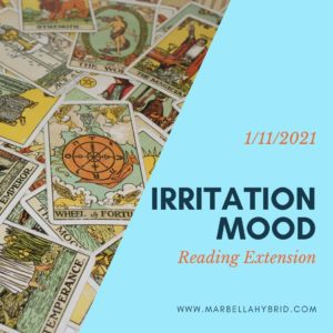 Irritation mood banner