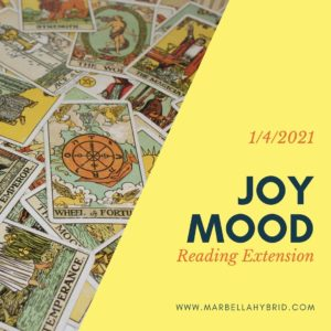Tarot Joy Mood cover