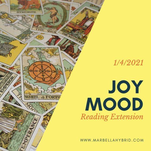 Tarot Joy Mood cover