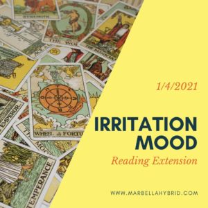 irritation mood cover