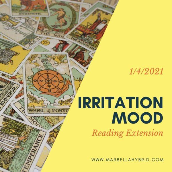 irritation mood cover