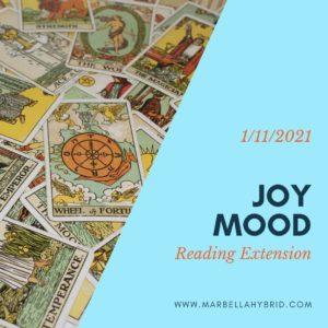 joy mood banner