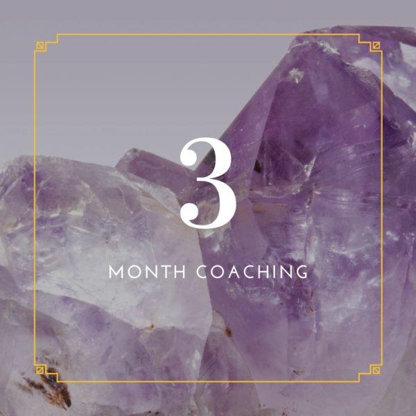 3 month coaching